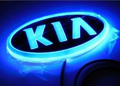35 Best 4d Car Led Emblem Images Red Color Car Logos Car Badges
