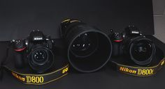Nikon D800 Duette
