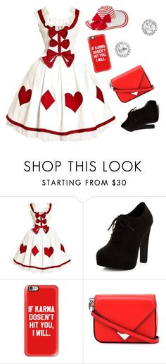 """""""Emma"""" by ashleeramme on Polyvore featuring New Look, Casetify and Alexander Wang"""
