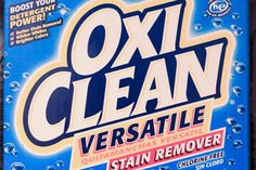 Oxiclean Grout Cleaning