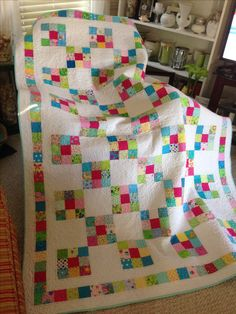 One of my favorite quilts!