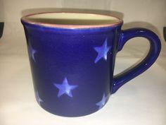 A personal favorite from my Etsy shop https://www.etsy.com/listing/510500637/vintage-hartstone-mug-patriot-blue-usa
