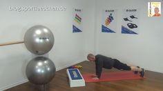 Functional Training Übungen Straddle Stuetz 10