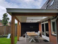 Outdoor Pergola, Outdoor Decor, Rooftop Terrace Design, Alfresco Area, Woodworking Joints, Back Gardens, Exterior Design, Outdoor Living, Garden Design