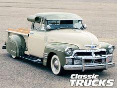 1954 Chevy 3100 Pickup Truck