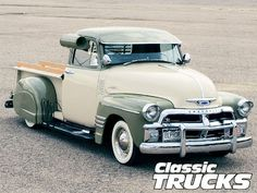 *1954 Chevy 3100 Pickup Truck. Classic Truck