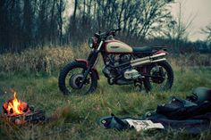 Super Scrambler: Analog's old-school Ducati