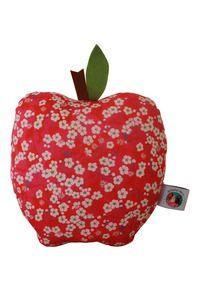 pomme musicale  * motifs Liberty   Annabel Kern [le shop] -- claradeparis.com ♥