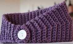 Ravelry: Winter Headband/Earwarmers pattern by jkwdesigns
