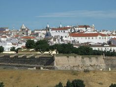 Elvas Fortifications, World Heritage Site, Portugal