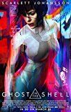 #5: Ghost in the Shell  Original 27x40 Double-sided Regular Movie Poster