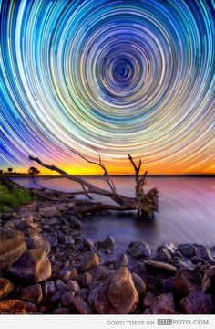 Long exposure photo of Lake Eppalock, Australia - Beautiful and interesting long exposure picture of the scenery at Lake Eppalock in Australia.