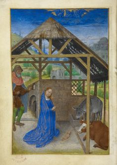 c. 1480  Title Book of Hours, Use of Rome (The 'Huth Hours')  Content This elaborate Book of Hours, dated between 1485 and 1490, is one of the finest examples of the Flemish illumination of the late fifteenth century