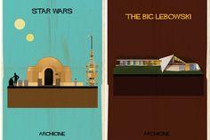 A arquitectura do mundo do cinema | P3