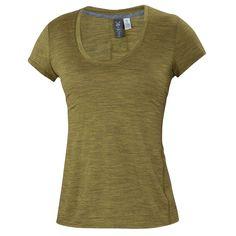 Women's OD Heather T | Ibex Outdoor Clothing Top 75.00