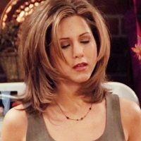 Image result for rachel friends season 1 hair