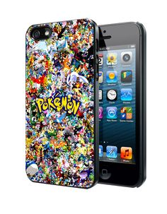 All Pokemon Considered Samsung Galaxy S3 S4 S5 Note 3 case, iPhone 4 4S 5 5s 5c case, iPod Touch 4 5 case