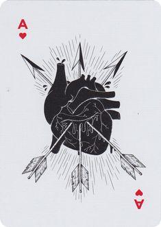 #corazón #flechas #AS
