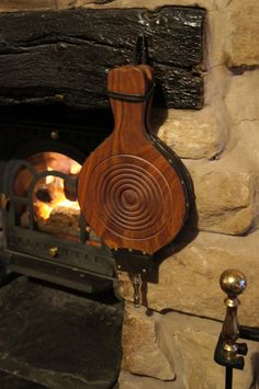 Fireplace Bellows : Black Country Metalworks Ltd