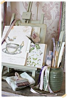♕ Just Jeanette ~ love her blog, home & photography