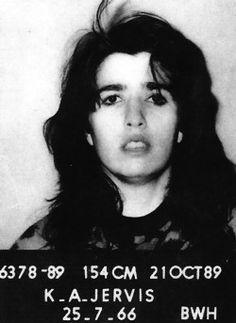 "Kim Jervis (one of the ""Lesbian Vampire Killers"") #noirnation"