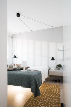 Lago Welcome sbarca a Cap d'Agde, in Francia. Un appartamento vista mare dal mood leggero e aereo @lagofurniture