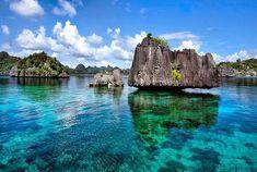 Indonesian crazy destination-Raja ampat