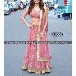 karishma-tanna-net-machine-work-pink-semi-stitched-bollywood-designer-lehenga