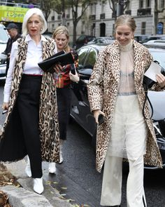 All the best street style by Lee Oliveira from Paris Fashion Week
