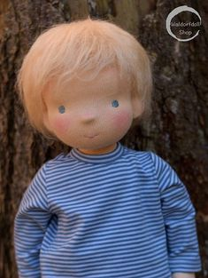 """16"""" Waldorf Doll by Waldorfdollshop 