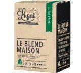 Blend Maison - 10 capsules de café compatibles Nespresso - Cafés Lugat