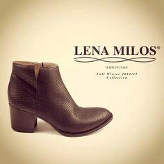 LENA MILOS fw14/15 vintage collection #vintage #lenamilos #madeinitaly #handmade #love #shopping #fallwinter #moda #women #style