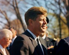 Remembering President Kennedy