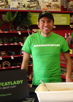 Cat lovers celebrated their first ever #IMACRAZYCATLADY Day which was organized by World's Best Cat Litter™. The event was open to the public which features IMACRAZYCATLADY cocktails, kits, giveaways and photo booth images. It was truly a fun-filled cat-lover's event! Just another example that you pick the location and www.NationalEventStaffing.com will staff it! Event Staffing  #catlover #event #eventservices #staffing