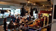 Eén van de leukste hotspots in Deventer is Fooddock in het Havenkwartier, de eerste foodhal van Oost-Nederland.