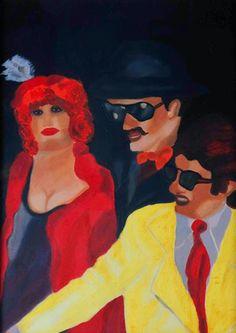 PINTORES LATINOAMERICANOS-JUAN CARLOS BOVERI: Pintores Colombianos: MARIPAZ JARAMILLO Painting, Expressionism, Art, Painting Art, Paintings, Painted Canvas, Drawings