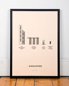Singapore Screenprint - me &-lo e você