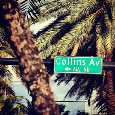 Miami Beach Collins Avenue