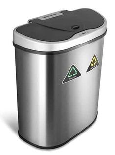 10 best best trash cans images in 2018 hearth kitchen range rh pinterest com
