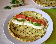 cuketove-bramboraky Mozzarella, Avocado Toast, Guacamole, Diet Recipes, Brunch, Food And Drink, Vegan, Breakfast, Ethnic Recipes