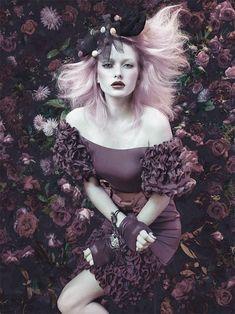 Fresh Ideas For Floral Fashion