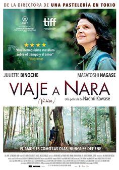 "Viaje a Nara ""Vision"" de Naomi Kawase - Cinema Movies, Cult Movies, Film Movie, 2018 Movies, Disney Movies, Cinema Posters, Movie Posters, Nara, Livros"