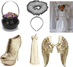 """""""Angel's Night"""" by dayday1andonly ❤ liked on Polyvore"""