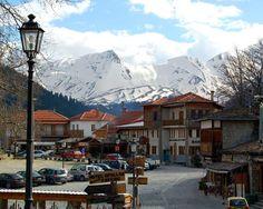 Μέτσοβο | Πόλεις & Χωριά | Για την περιοχή | Ν. Ιωαννίνων | Περιοχές | WonderGreece.gr