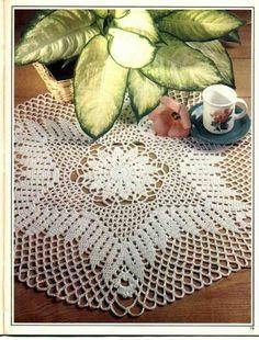 Gallery.ru / Фото #19 - Magic Crochet 091 - WhiteAngel