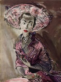 1ac98b160 106 Best 1940s Fashion Illustrations images