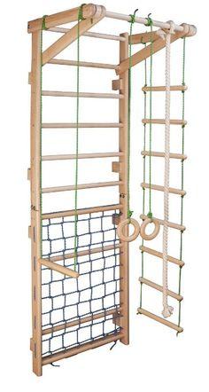 7 child room indoor playground kids indoor gym. Black Bedroom Furniture Sets. Home Design Ideas