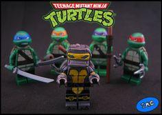 Ninja Custom Lego #Turtles #lego #custom #minifig #IMC