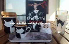 moonlightcat13: Beyaz Kedi - Holly Black * Yaz Okuma Şenliği 2015
