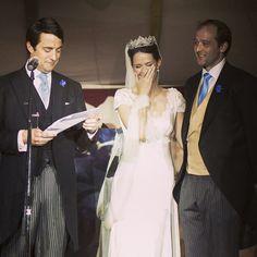 Charles morshead wedding
